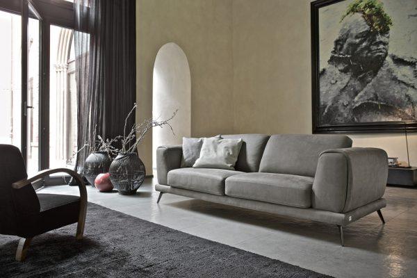 doimo salotti Sofa denver grey