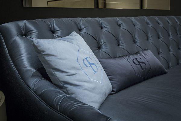 selva sofa brando blue dark