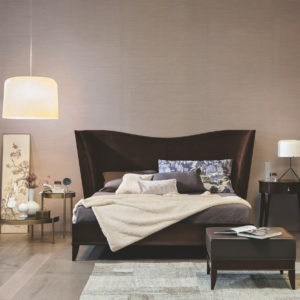 SELVA vendome bed dark