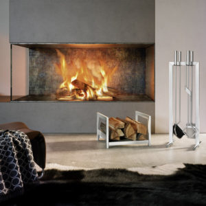 ZACK interior accesories fireplace