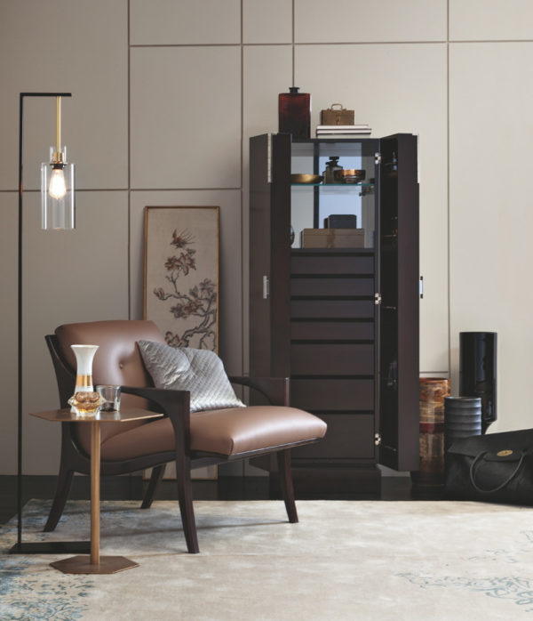 Selva coffee table jake armchair bridge