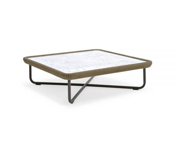Babylon side table marble Varaschin