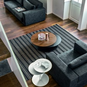 Space Coffeetable dark ToninCasa