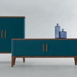 Tiffany blue Sideboard Tonin Casa