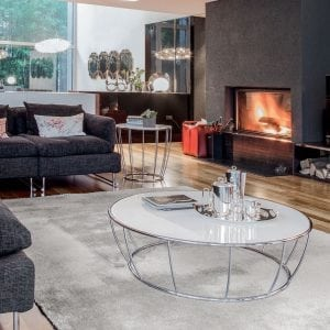 ToninCasa Amburgo Coffeetable white