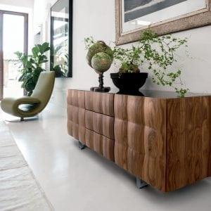 Venice Sideboard ToninCasa wood