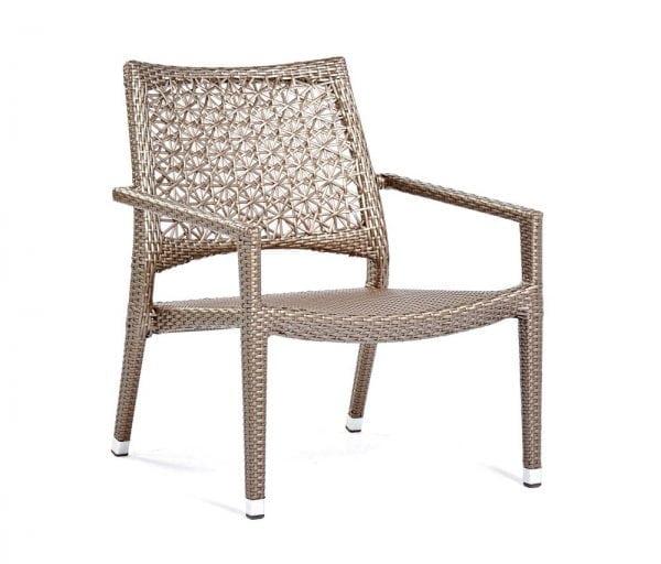 altea lounge chair duo varaschin