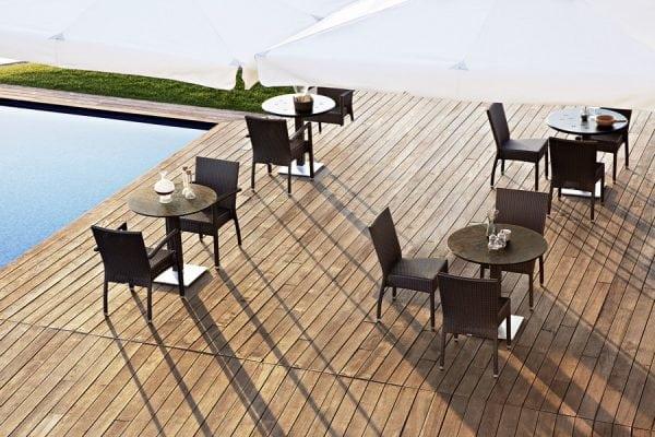 altea varaschin dark outdoor furniture
