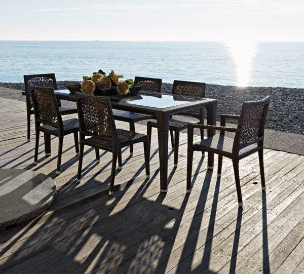 altea varaschin outdoor dining furniture