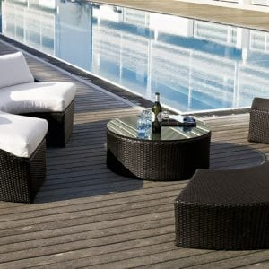 arena varaschin poufs outdoor