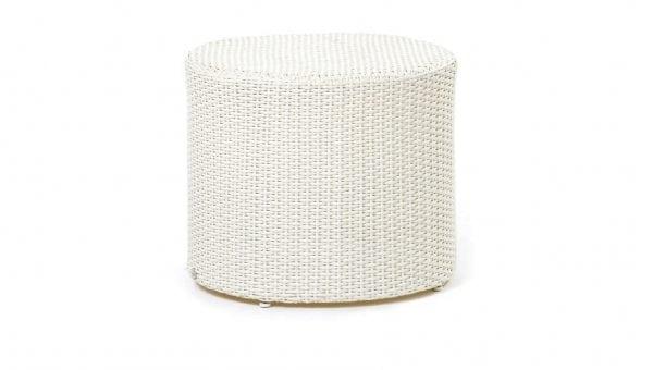 arena varaschin sidetable white