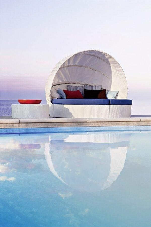arena varaschin sofa outdoor