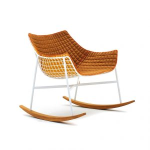 summerset rocking chair varaschin