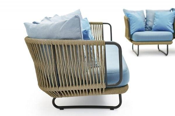 Varaschin babylon armchairs