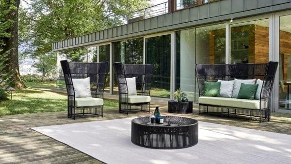 varaschin tibidabo black highchairs