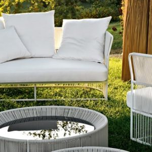 varaschin tibidabo outdoor sofa white