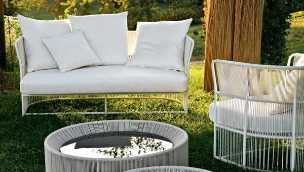 varaschin tibidabo outdoor sofa white