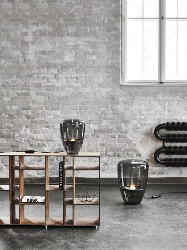 BALLOONS Medium Brokis PC857 designer lighting smokegrey black