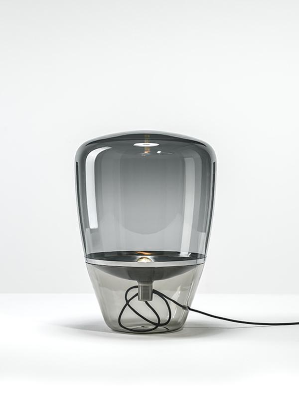 BALLOONS Medium Brokis PC857 designer lighting smokegrey glass