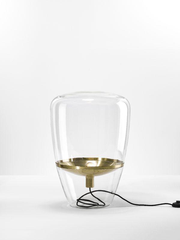 BALLOONS Medium Brokis PC857 designer lighting transparent brass