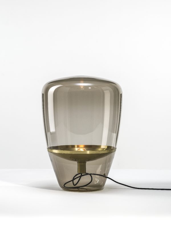 BALLOONS Small Brokis PC856 floor and table smokebrown designer lamp