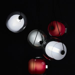 CAPSULA Metal Canopy Brokis PC966 pendant lamp