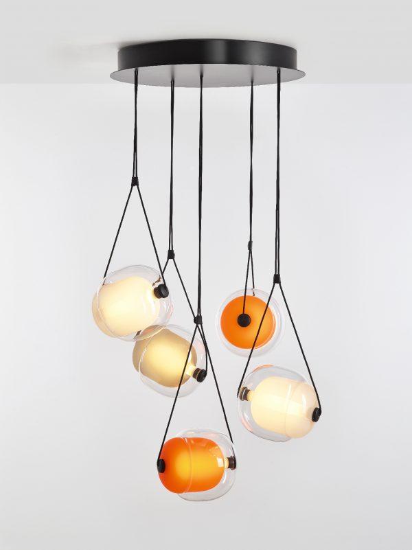 CAPSULA Metal Canopy Brokis PC966 designer lamp
