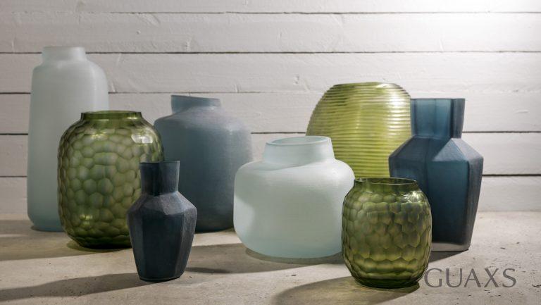 Guaxs Designer Vases and Bowls Luxury Interior Accessories