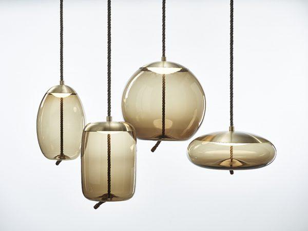 KNOT Brokis Designer Pendant Lamps PC1019 PC1017 PC1016 PC1018