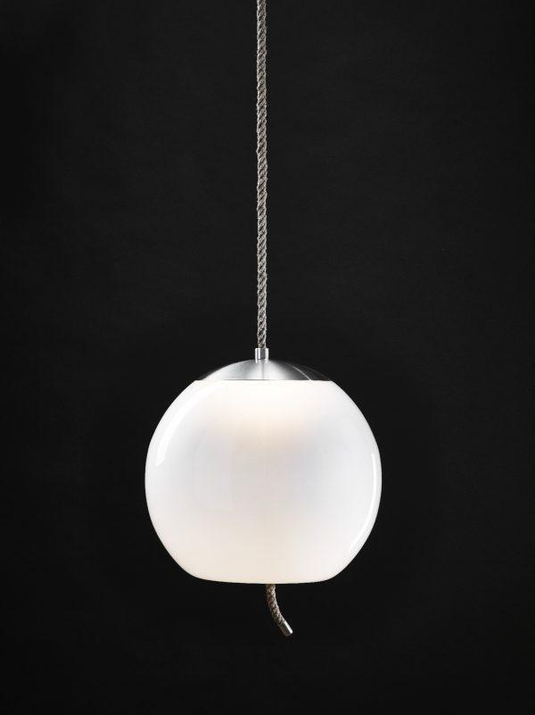 KNOT Sfera Brokis PC1016 pendant lamp opaline glass