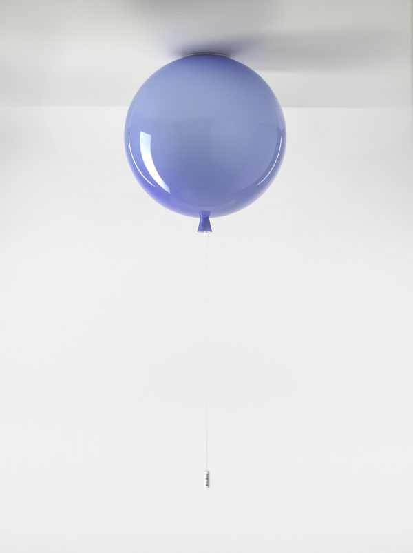 MEMORY Large Brokis PC876 ceiling lamp blue