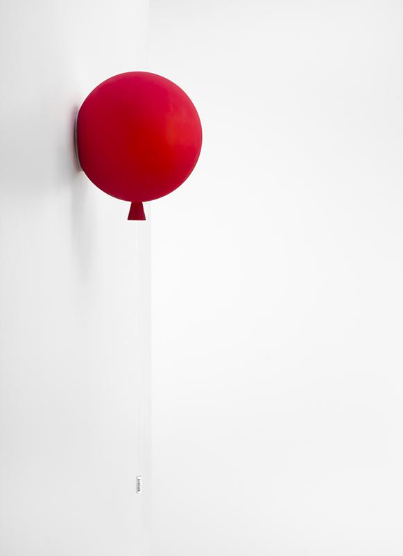 MEMORY Wall Brokis PC880 wall lamp red
