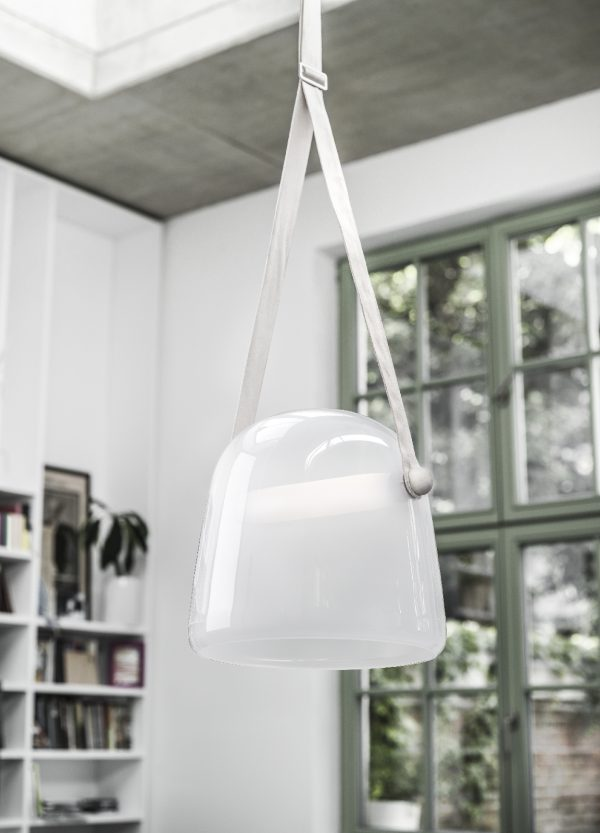 MONA LARGE Brokis PC938 Pendant lamp white