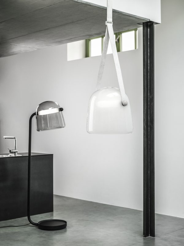 MONA LARGE Brokis PC938 Pendant lamp MONA LARGE Brokis PC949 Floor Lamp