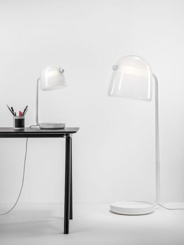MONA LARGE Brokis PC949 Floor Lamp MONA Table Lamp white