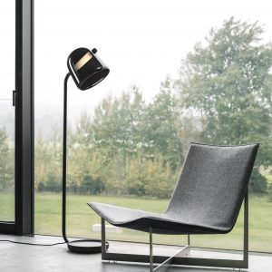 MONA LARGE Brokis PC949 Floor Lamp smokegrey