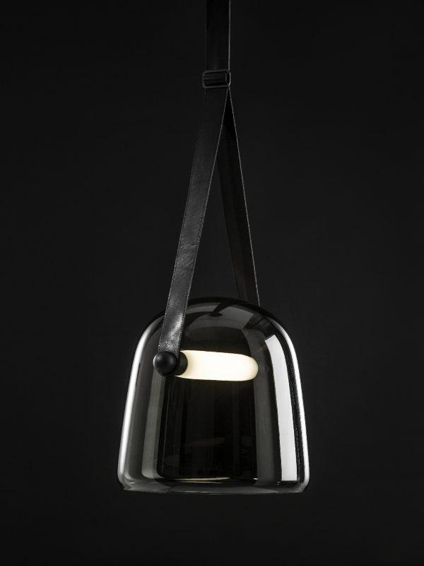 MONA MEDIUM Brokis PC979 Pendant lamp smokegrey