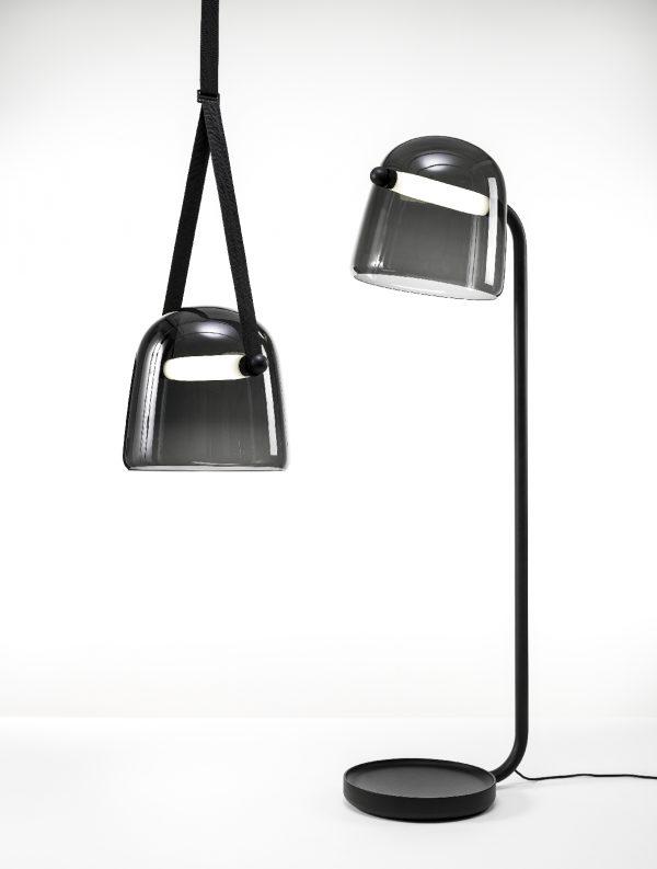 MONA MEDIUM Brokis PC979 Pendant lamp MONA LARGE Floor Lamp Brokis PC949
