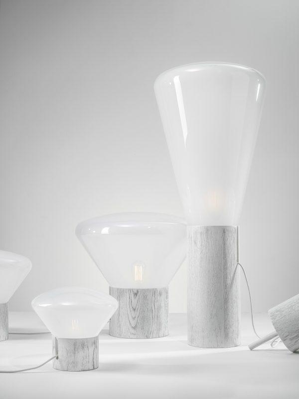 MUFFINS WOOD 02 Brokis PC850 designer lamps white