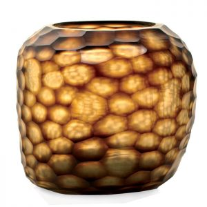 Somba Vase butter gold Guaxs 1621bubb