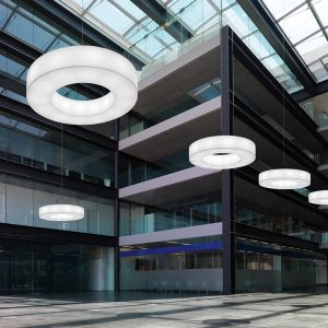 atollo suspension light modoluce