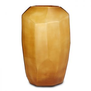 cubistic tall vase gold Guaxs 1655clgd