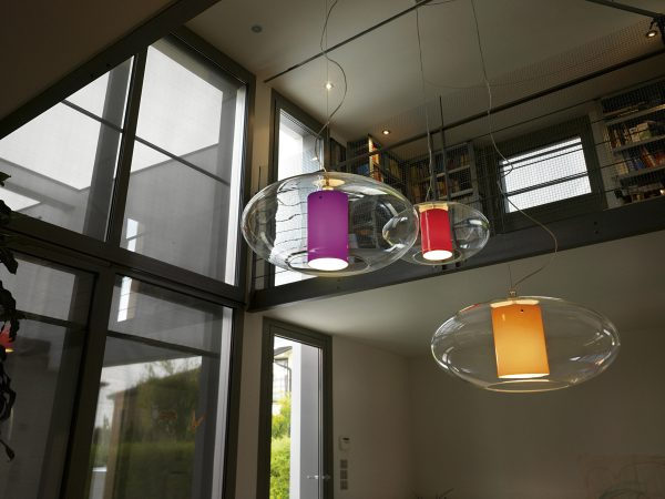 elisse colouredPC lamp modoluce