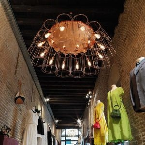 florinda desnuda suspension lamp