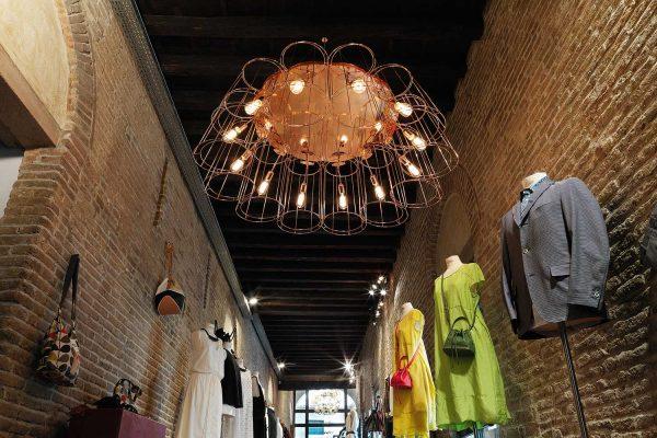 florinda desnuda suspension lamp