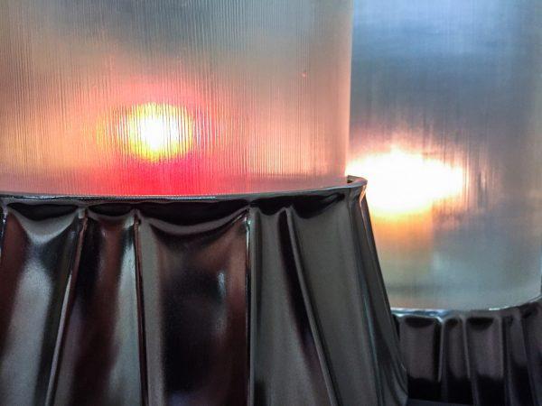 glass lantern Yaneva interior accesories GUAXS