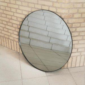 AYTM Circum round mirrors black clear Interior styling