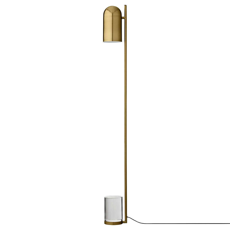 Luceo Floor Lamp Gold Aytm Fmdesign