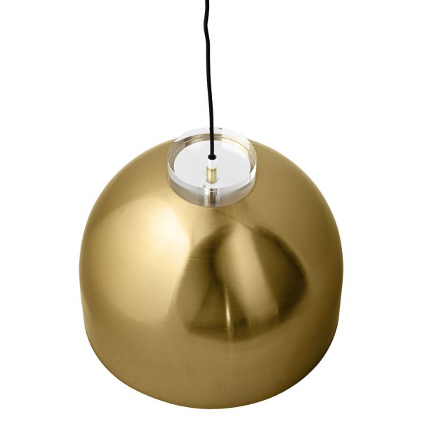 LUCEO Round Gold Large Pendant Lamp AYTM