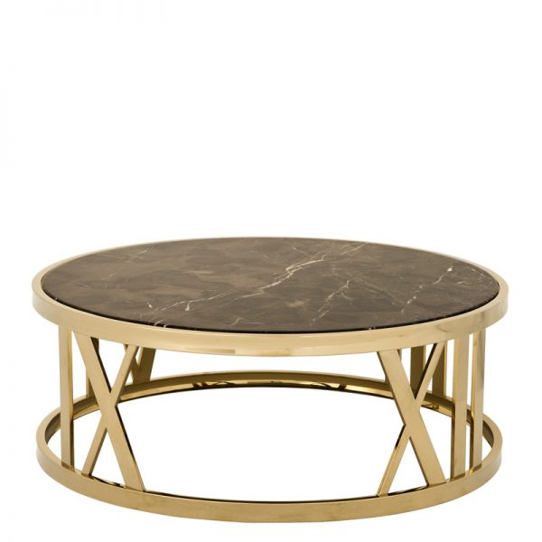 Baccarat coffee table Eichholtz